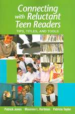 Connecting W/Reluctant Teen Readers:  Tips, Titles, and Tools