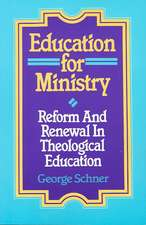 Education for Ministry