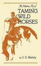 The Modern Art of Taming Wild Horses