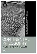 Continental Philosophy: A Critical Approach