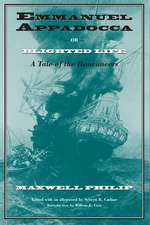 Emmanuel Appadocca; or, Blighted Life: A Tale of the Boucaneers
