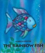 The Rainbow Fish: 0-5 ani