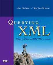 Querying XML: XQuery, XPath, and SQL/XML in context