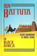 Ibn Battuta in Black Africa
