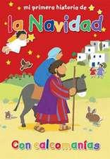Mi Primera Historia de La Navidad (My Very First Christmas Story)