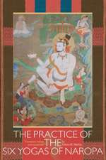 The Practice of the Six Yogas of Naropa:  The Twelve Links of Dependent-Arising