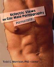 Eclectic Views on Gay Male Pornography:  Pornucopia