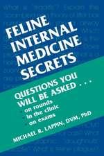 Feline Internal Medicine Secrets