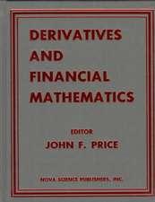 Derivatives & Financial Mathematics