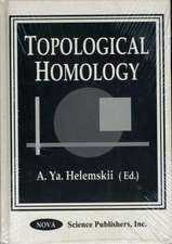 Topological Homology