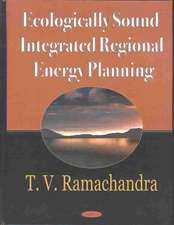 Ecologically Sound Integrated Regional Energy Panning