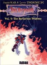 Dungeon: Zenith Vol.2: The Barbarian Princess