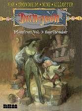 Dungeon Monstres Vol.3: Heartbreaker