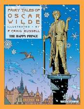 Fairy Tales Of Oscar Wilde Vol. 5: The Happy Prince
