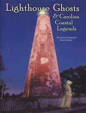 Lighthouse Ghosts and Carolina Coastal Legends