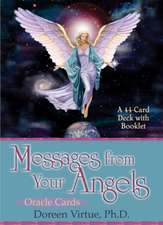 Messages from Your Angels Cards [With Booklet]