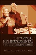 She's Vocal/He's Instrumental
