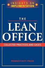 The Lean Office