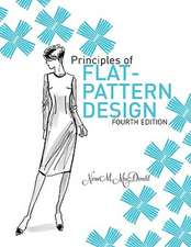Principles of Flat-Pattern Design [With Pattern(s)]:  Concepts and Principles