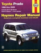 Toyota Prado (96 - 09)