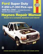 Haynes Ford Super Duty Pick-Ups and Excursion Automotve Repair Manual