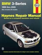 BMW 3-Series:  1999 Thru 2005