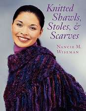 Knitted Shawls, Stoles, and Scarves Print on Demand Edition