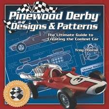Pinewood Derby Designs & Patterns