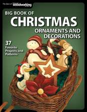 Big Book of Christmas Ornaments and Decorations