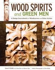 Wood Spirits and Green Men
