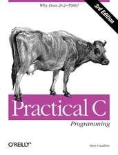 Practical C Programming 3e