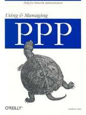 Using & Managing PPP
