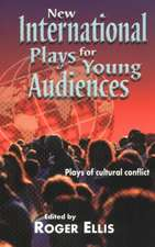 New International Plays for Young Audiences