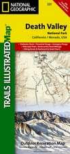 Death Valley National Park: Trails Illustrated National Parks