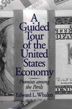 Guided Tour of the United States Economy:  Promises Among the Perils