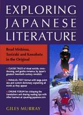 Exploring Japanese Literature: Reading Mishima, Tanizaki And Kawabata In The Original
