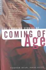 Life-Changing Stories of Coming of Age