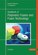 Hanbook of Polymeric Foams and Foam Technology