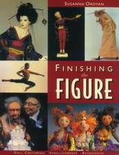 Finishing the Figure - Print on Demand Edition