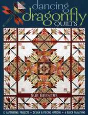 Dancing Dragonfly Quilts-Print-on-Demand-Edition