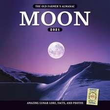 The 2021 Old Farmer's Almanac Moon Calendar