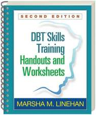 Dbt(r) Skills Training Handouts and Worksheets, Second Edition:  Multisystemic Therapy
