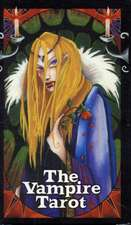 Vampire Tarot Deck:  78-Card Deck [With Booklet]
