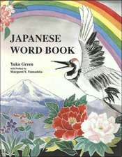 Japanese Word Book with Audio CD