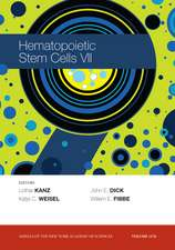 Hematopoietic Stem Cells VII, Volume 1176