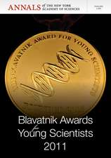 Blavatnik Awards for Young Scientists 2011, Volume 1260