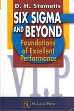 Foundations of Excellent Performance