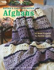 Ruthie's Easy Crocheted Afgans