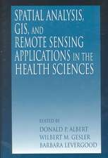 Spatial Analysis, GIS and Remote Sensing