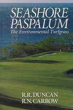 Seashore Paspalum: The Environmental Turfgrass